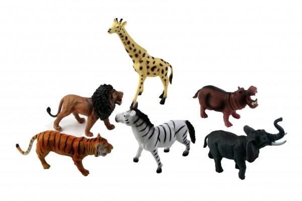 BUSTE ANIMALI - giungla