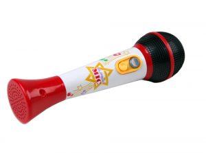 Microfono amplificatore