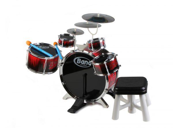 Banda Jazz drum - big