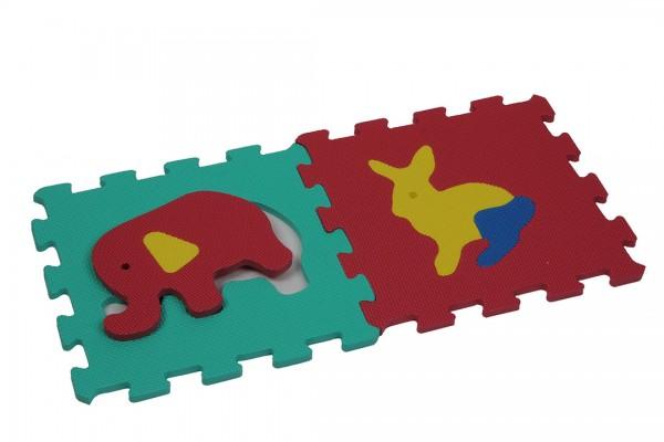MATTONELLE SOFT 30x30 ANIMALI